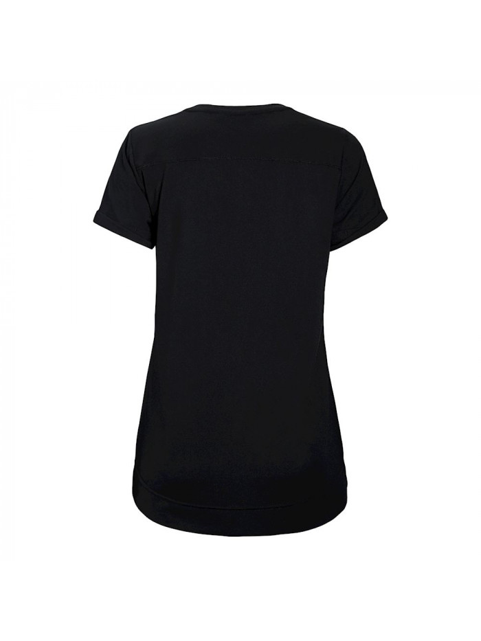 Dámske tričko Björn Borg Dessi Tee Black Beauty čierne