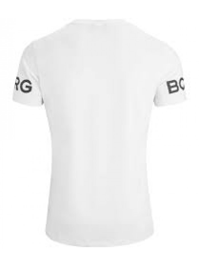 Tričko Björn Borg Tee Brilliant White biele