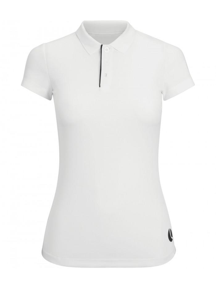 Dámske tričko Björn Borg Talise Polo biele