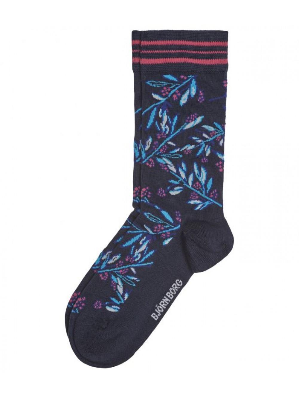 Ponožky Björn Borg Mistletoe modré