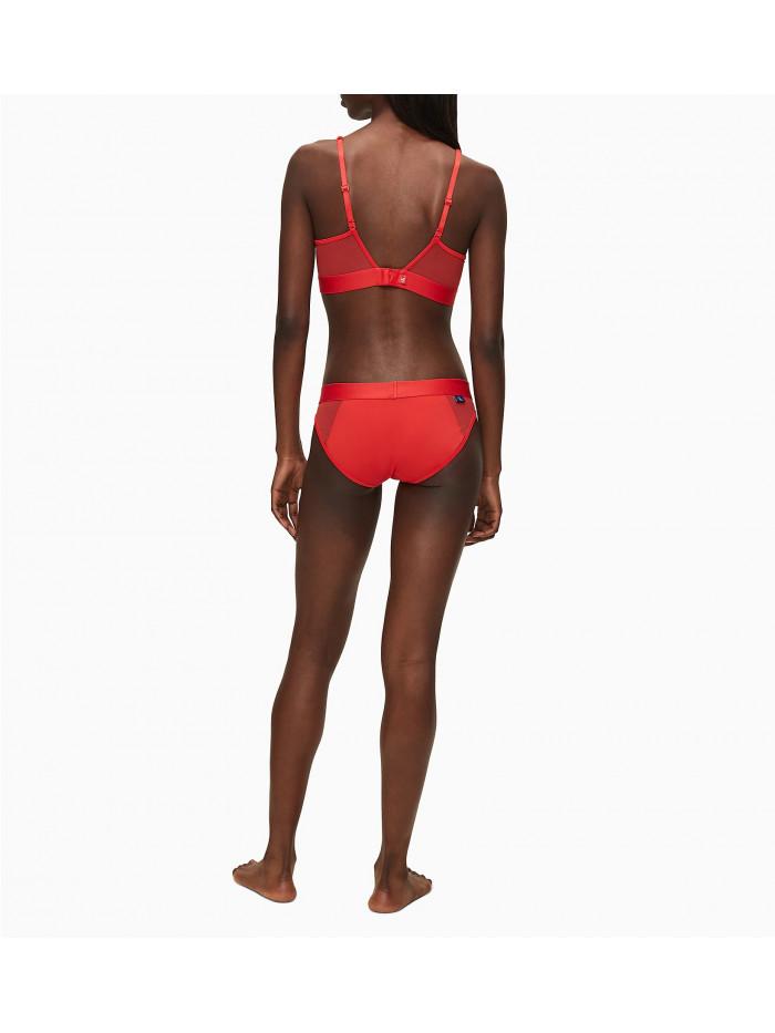 Dámske nohavičky Calvin Klein CK ONE Bikini Brief červené