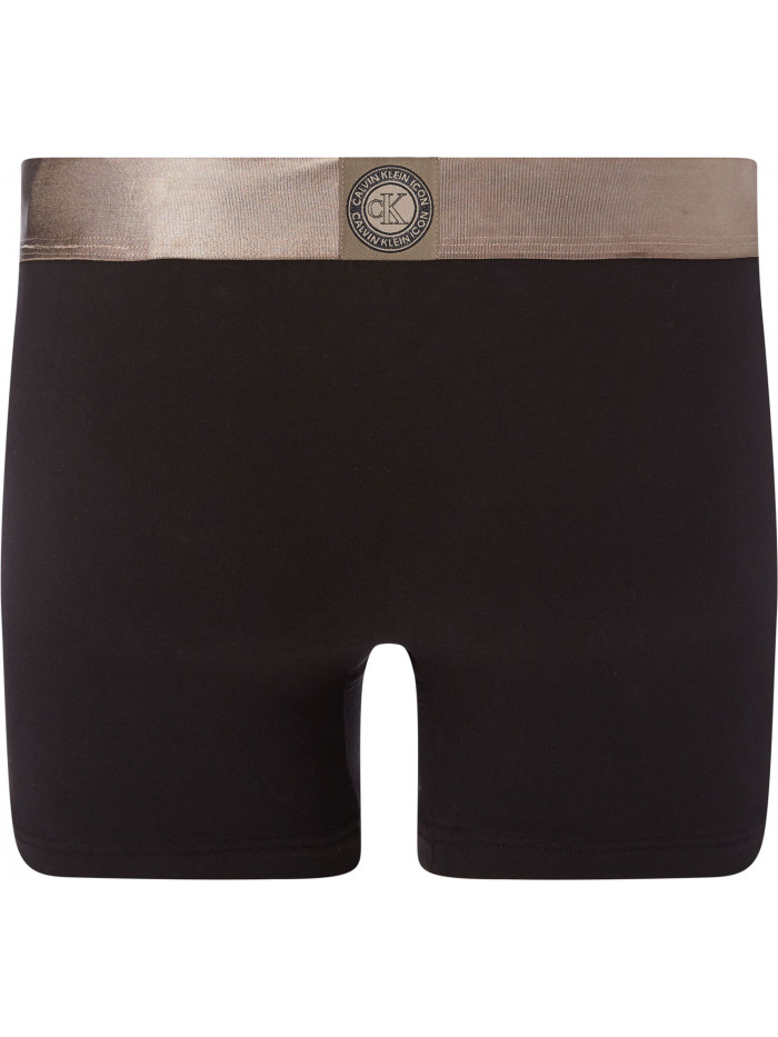 Pánske boxerky Calvin Klein Icon Trunk čierne