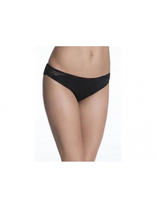 Dámske brazílske nohavičky Calvin Klein Flirty čierne