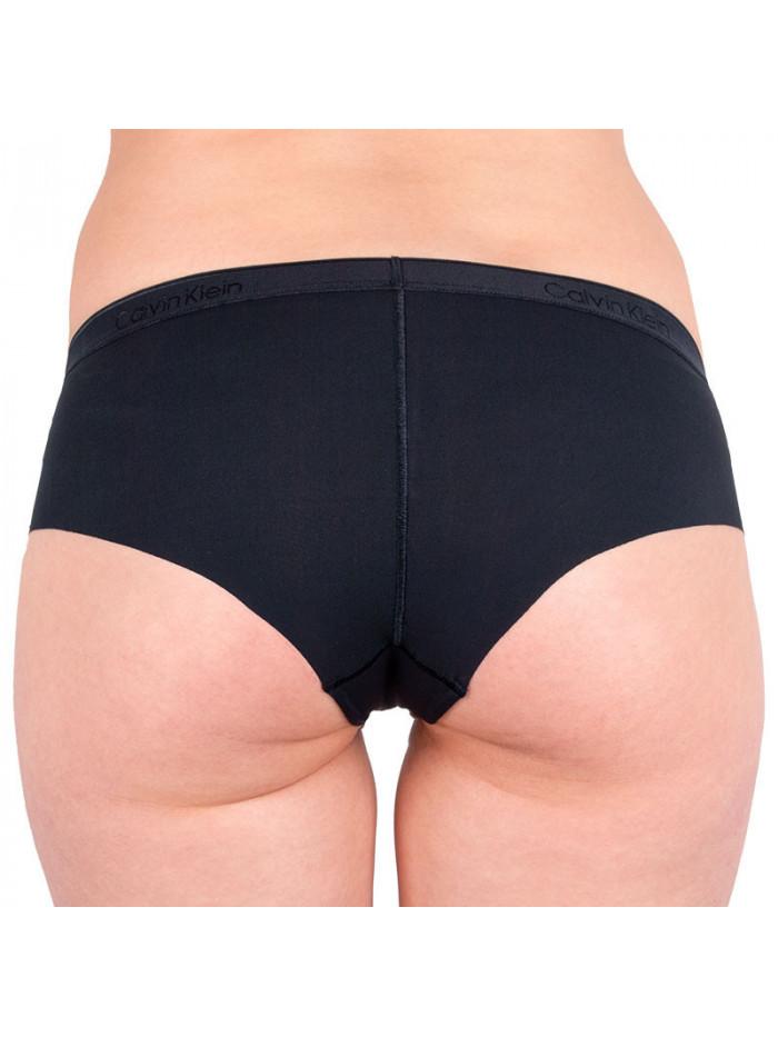 Dámske nohavičky Calvin Klein Hipster čierne 2-pack