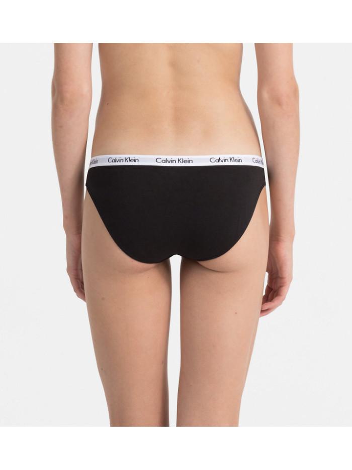 Dámske nohavičky Calvin Klein Bikini Slip čierne