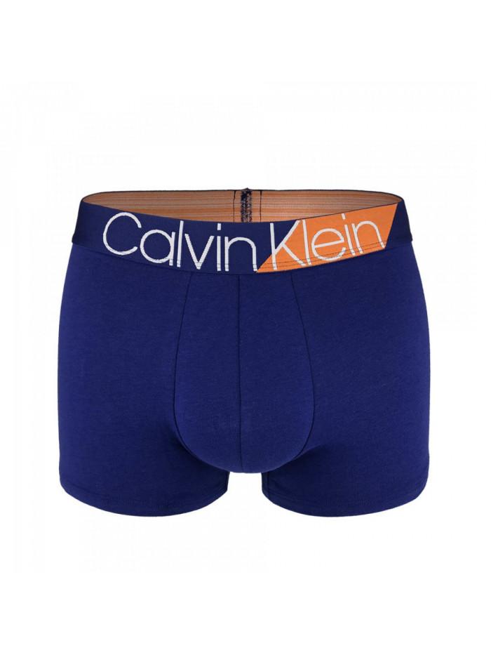 Pánske boxerky Calvin Klein Bold Accents modré