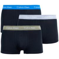 Pánske boxerky Calvin Klein Cotton Stretch Trunks ...