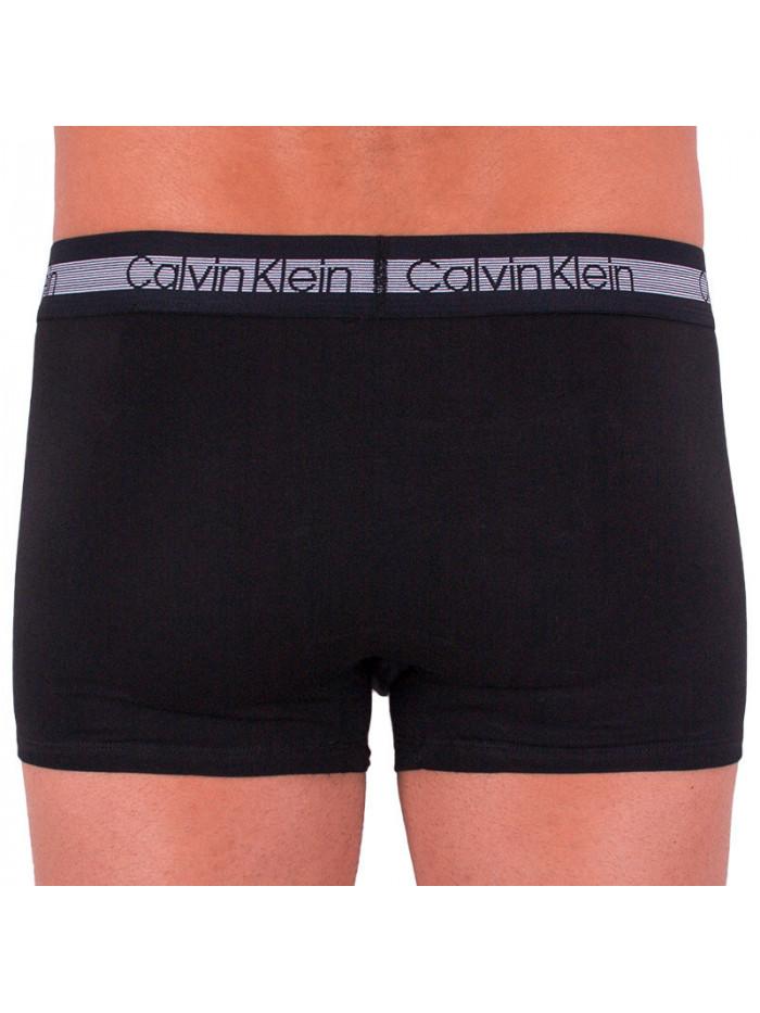 Pánske boxerky Calvin Klein Cooling Trunk čierne 3-pack
