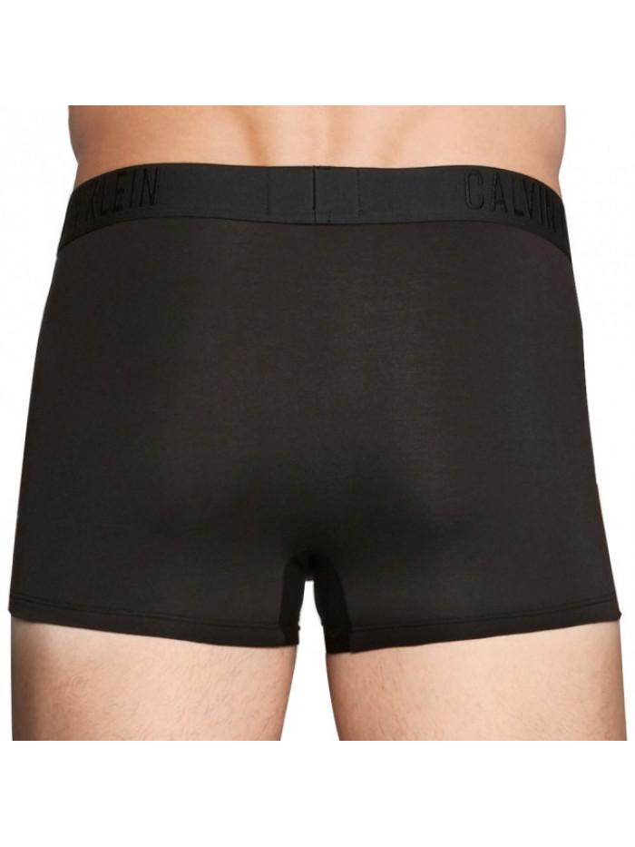 Pánske boxerky Calvin Klein Black Cotton čierne