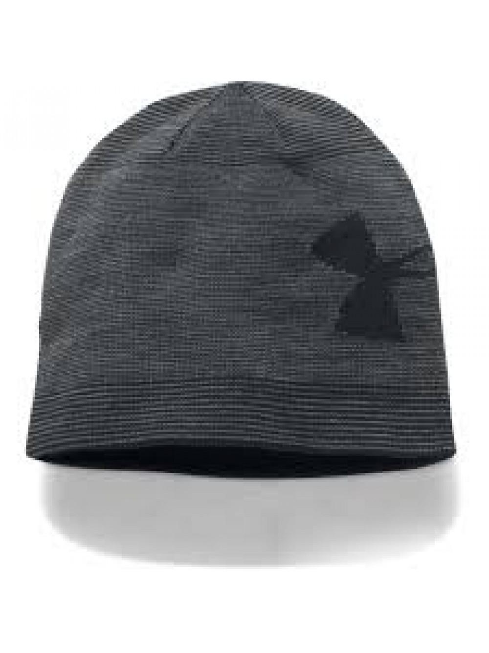 Pánska čiapka Under Armour Men's Billboard Beanie Čierna
