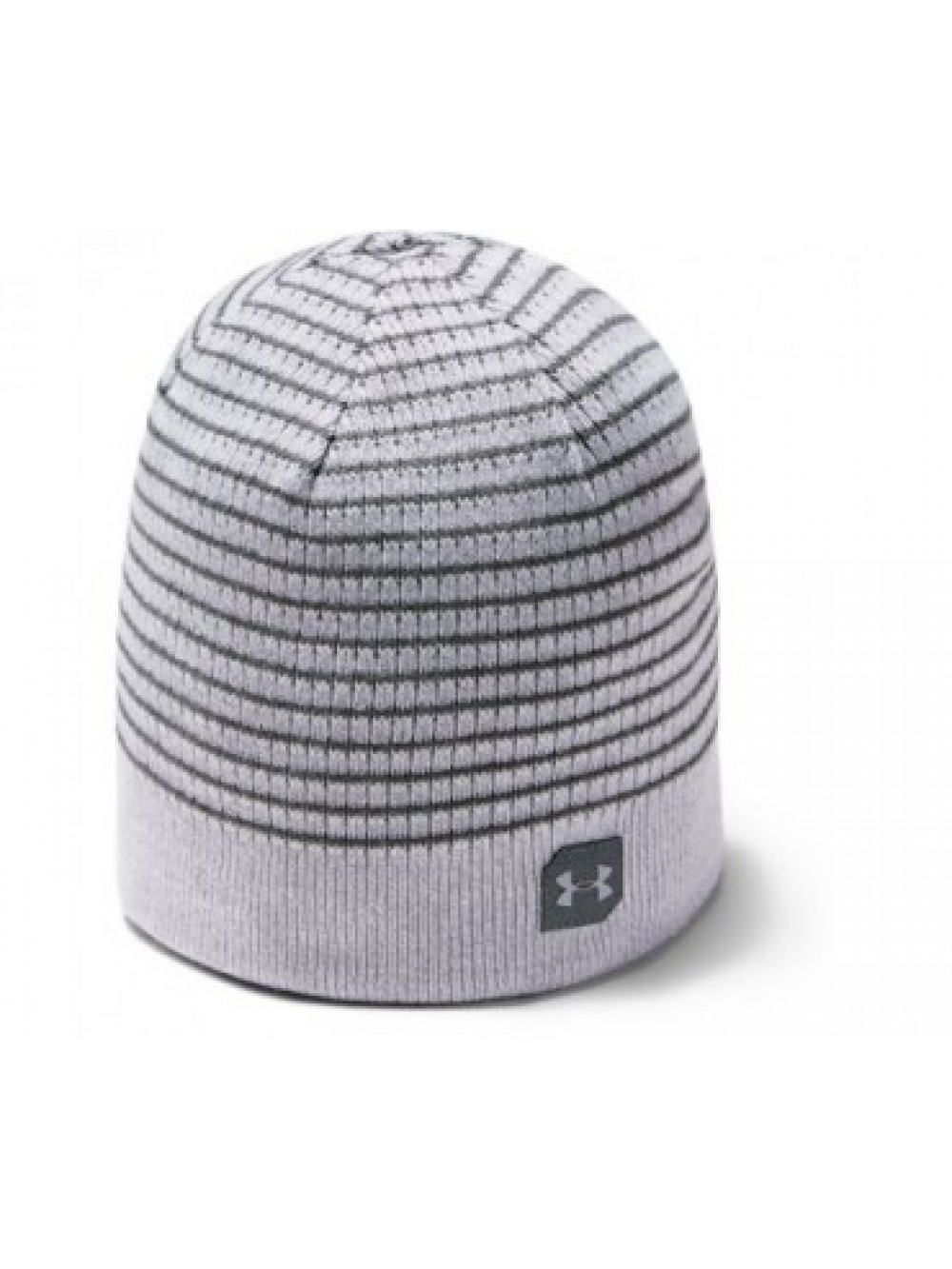 Pánska čiapka Under Armour Men's Reversible Golf Beanie Sivá