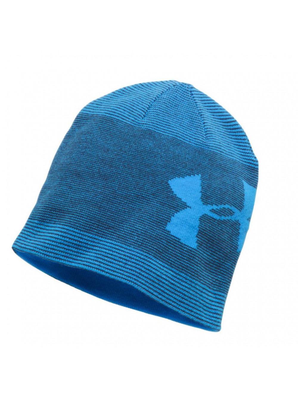 Pánska čiapka Under Armour Men's Billboard Beanie Modrá