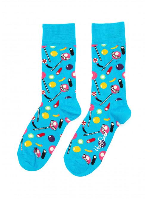 Ponožky Happy Socks Candy modré