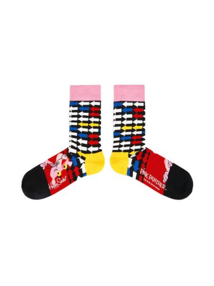 Ponožky Happy Socks Pink Panther Jet Pink