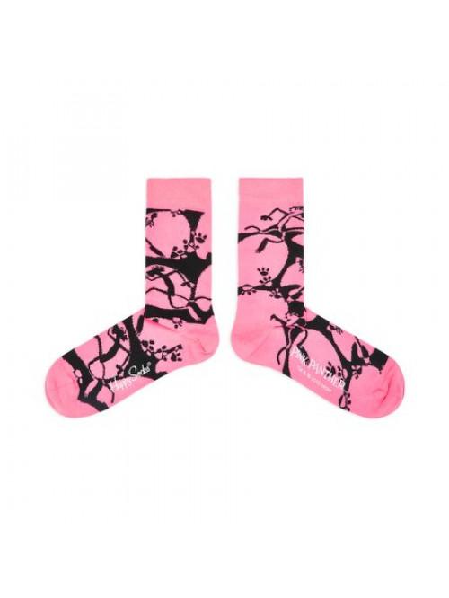 Ponožky Happy Socks Pink Panther A-Boo ružové