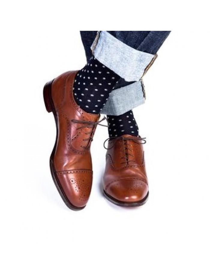 Ponožky Happy Socks Dot - čierne