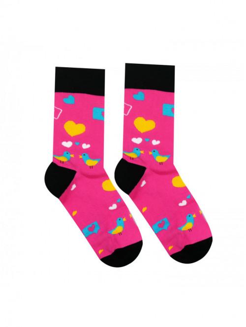 Ponožky Holubičky