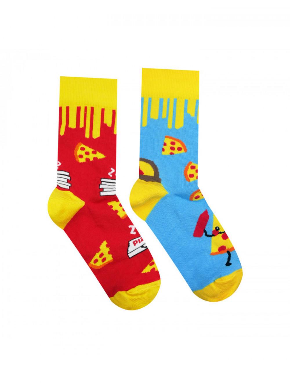 Ponožky Pizza Hesty Socks