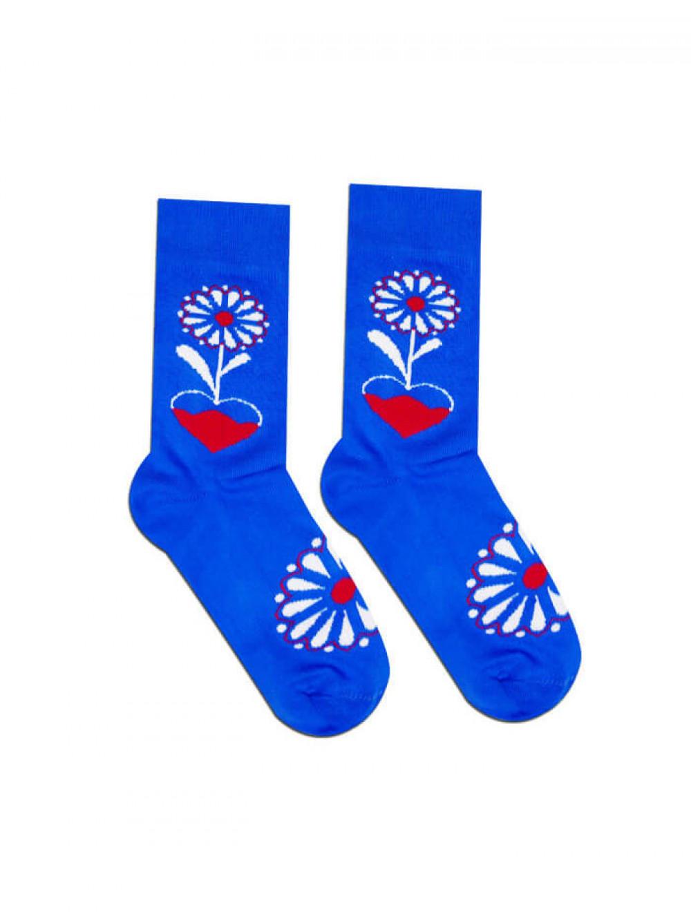 Ponožky Srdce Slovenské Hesty Socks