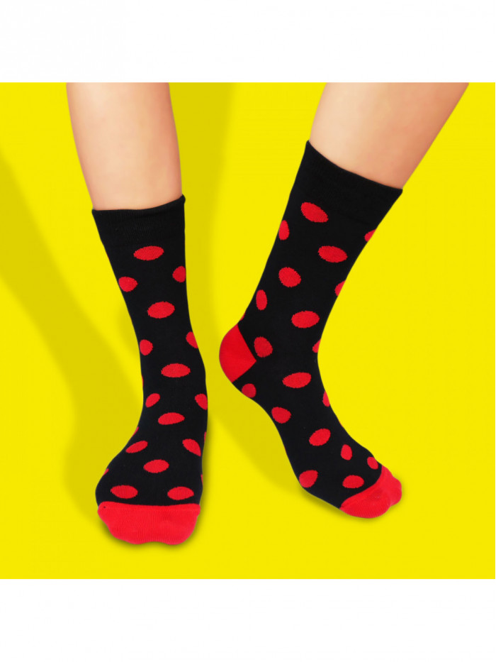 Ponožky Bodky Ferdík Hesty Socks