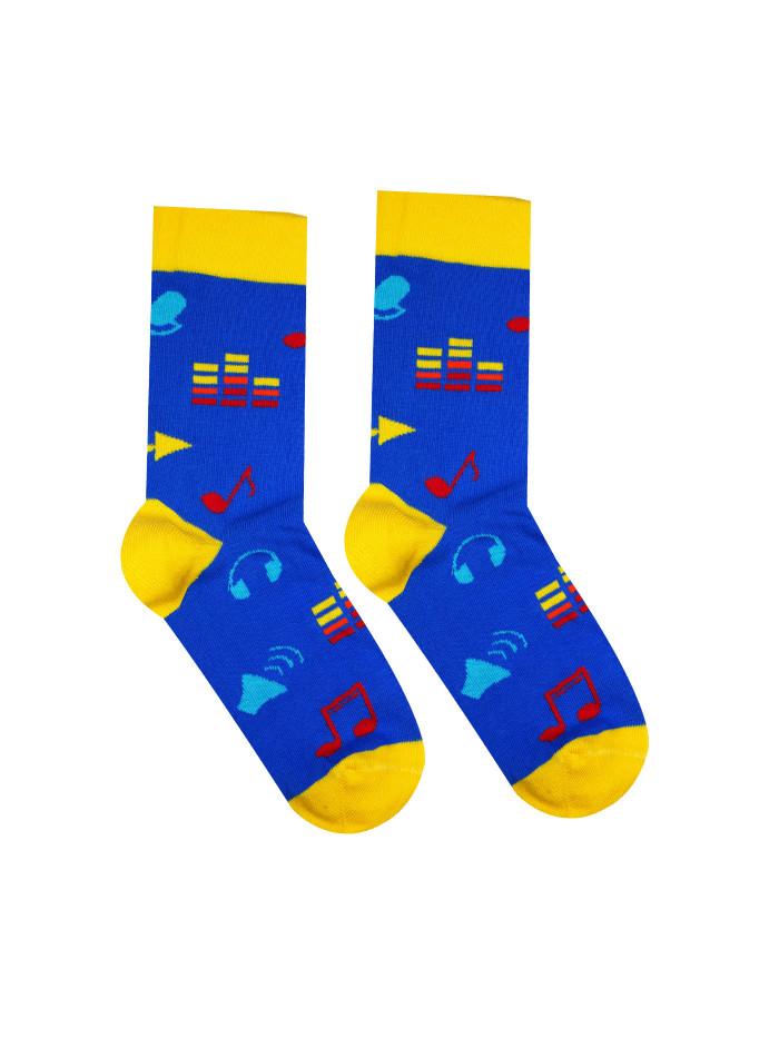 Ponožky Hudobník Hesty Socks