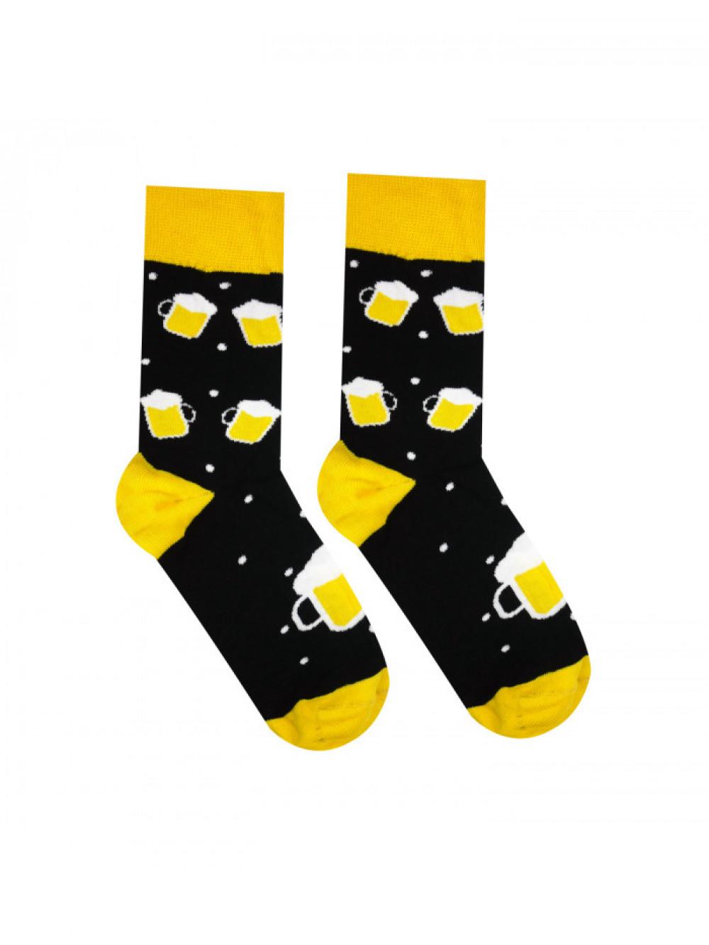 Ponožky Pivko Hesty Socks