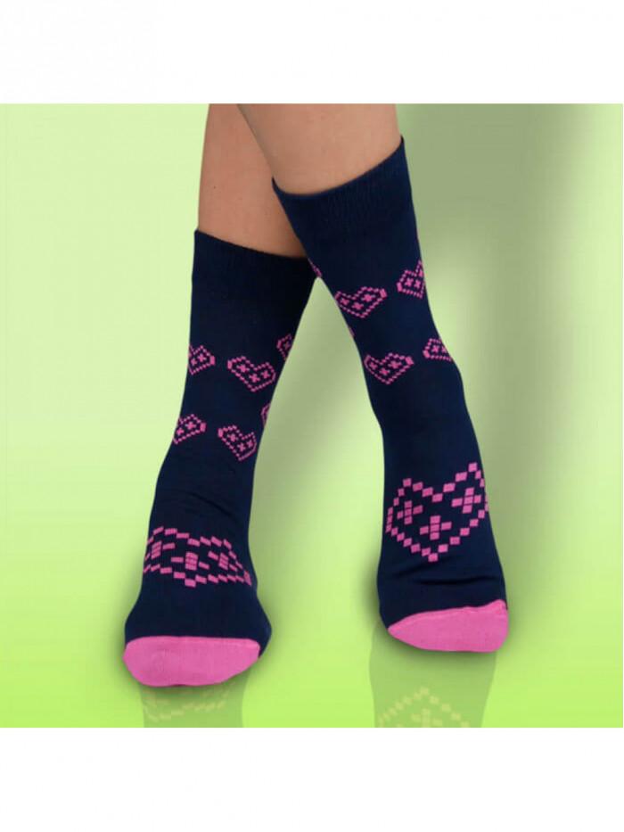 Ponožky Srdiečko