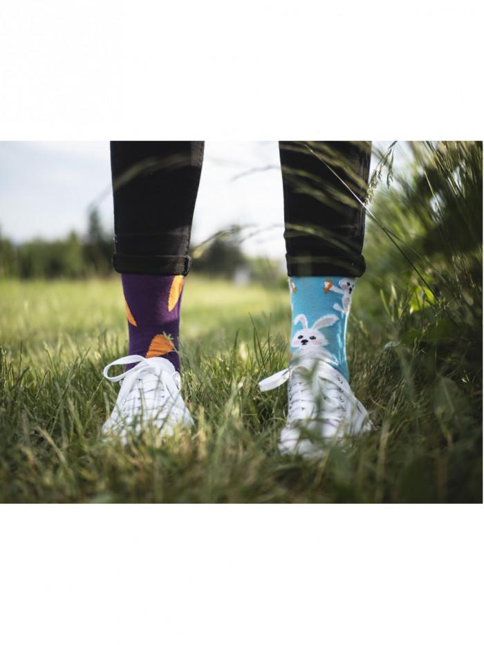 Ponožky Zajačik Hesty Socks