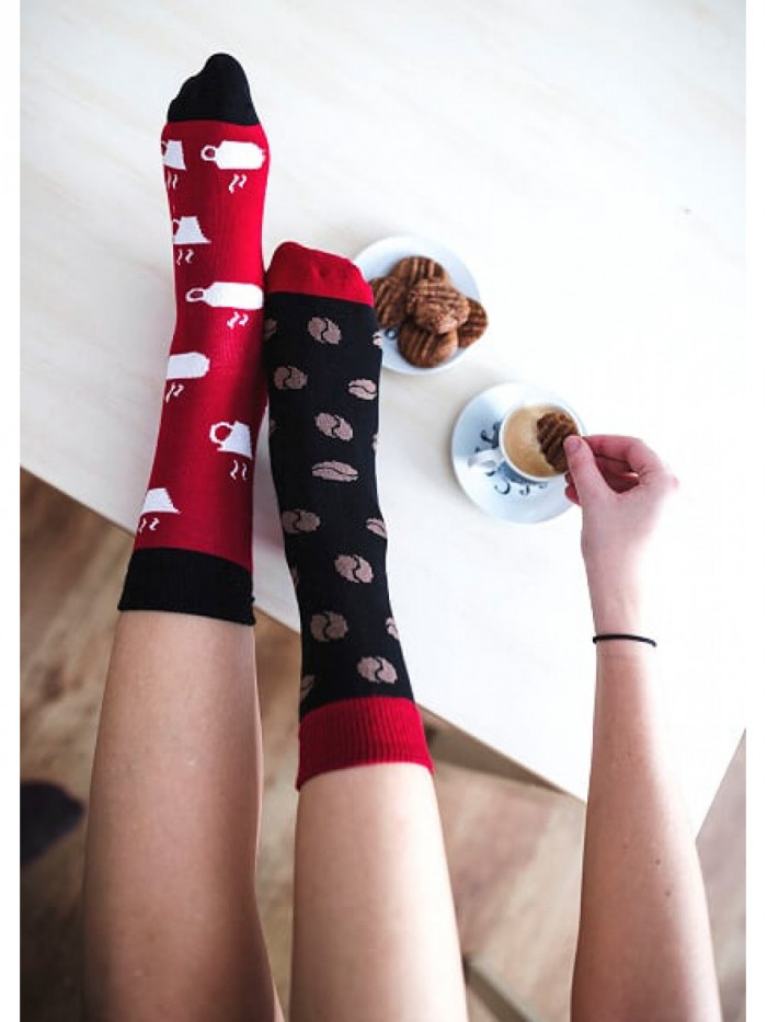 Ponožky Kávičkár