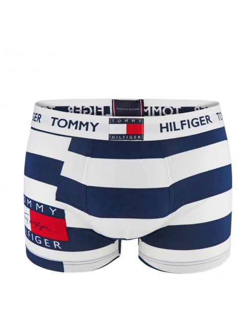 Pánske boxerky Tommy Hilfiger Repeat Logo Print pásikavé