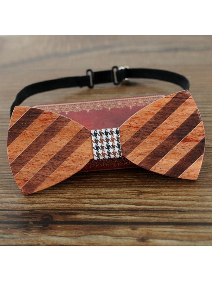 Jožo drevený motýlik