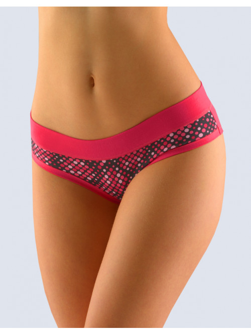 Nohavičky Gina Red Dots