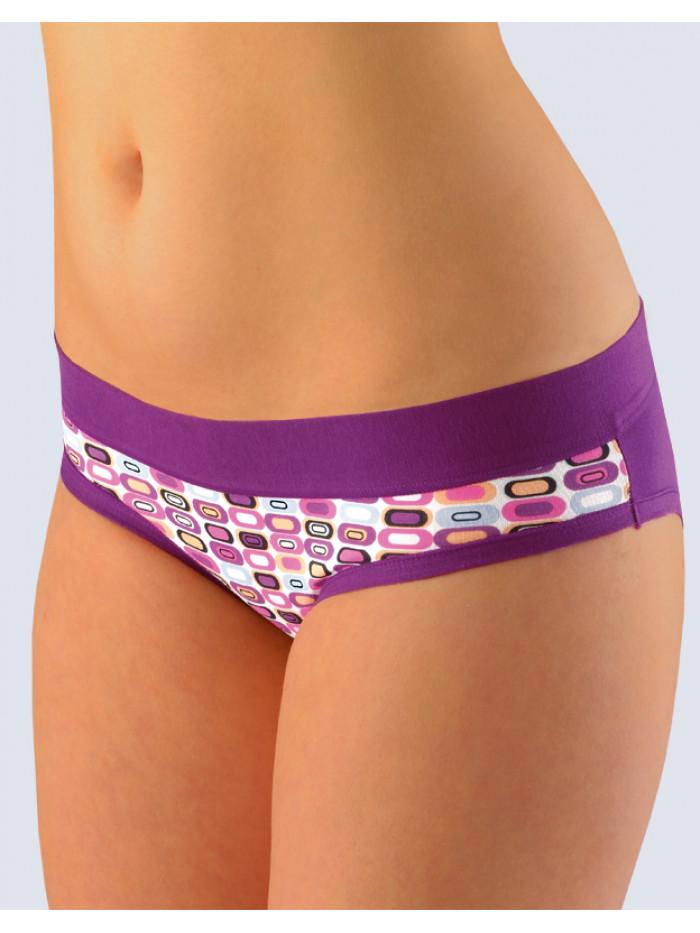 Nohavičky Gina Purple