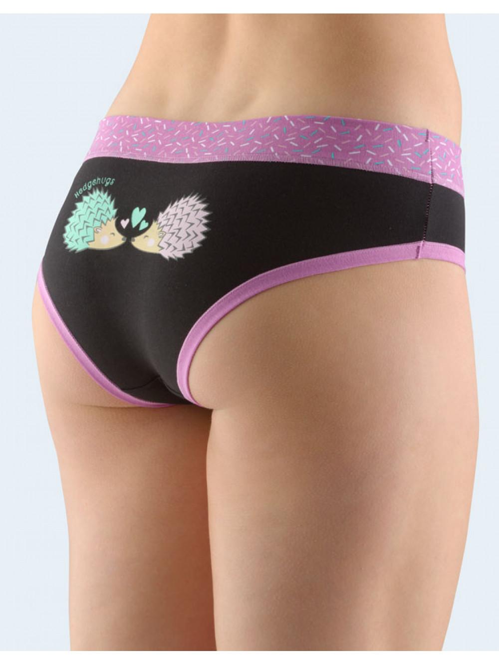 Nohavičky Gina Hedgehog Purple