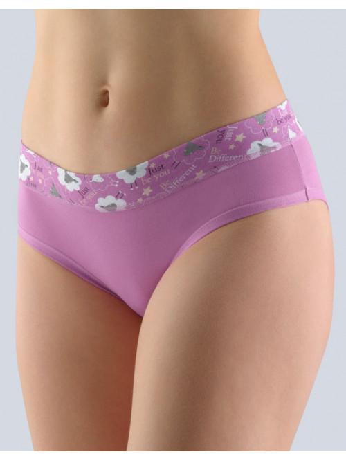 Nohavičky Gina Sheep Purple