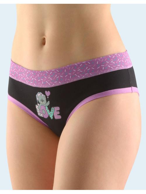Nohavičky Gina Love Purple