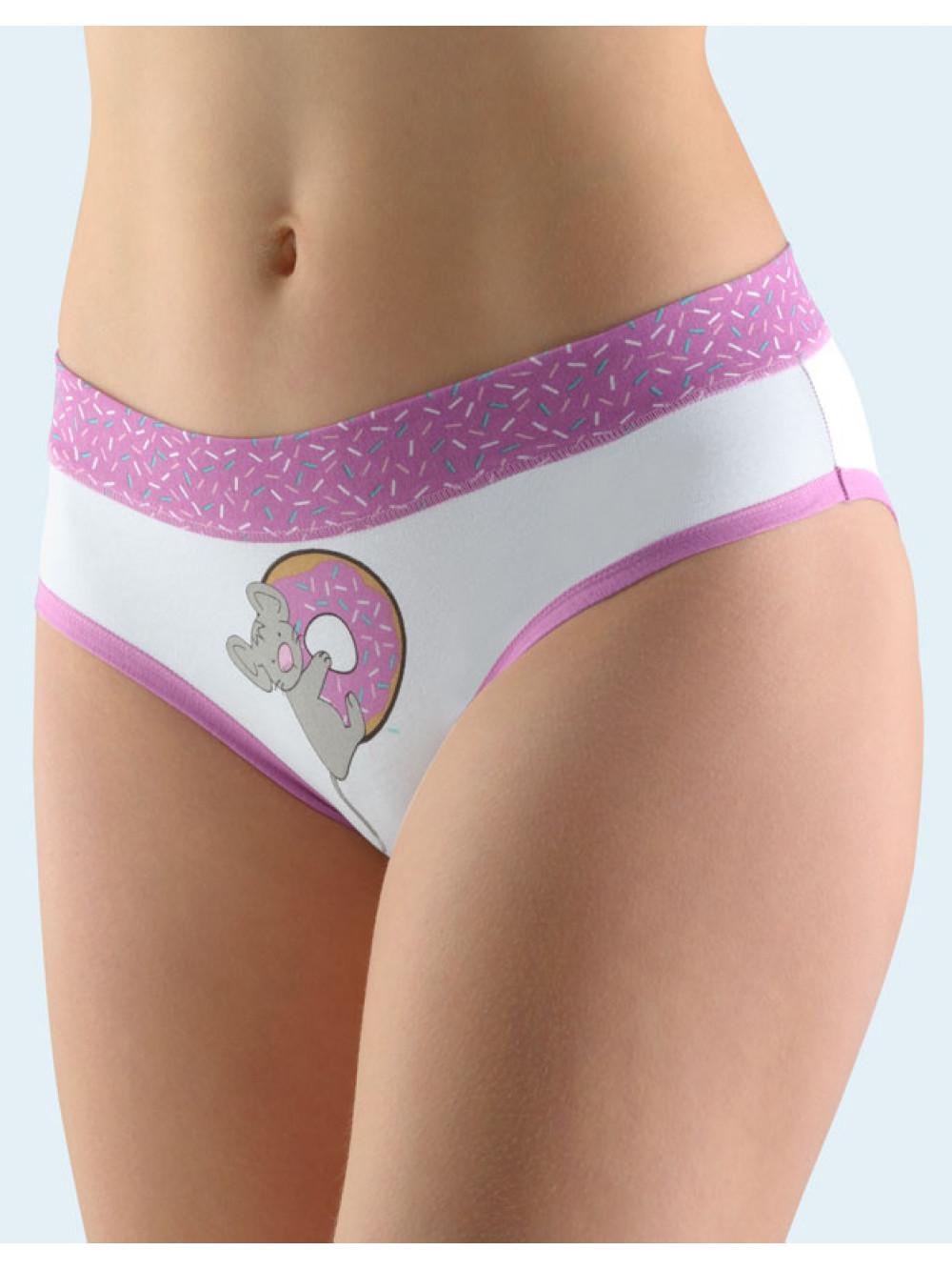 Nohavičky Gina Mouse Purple