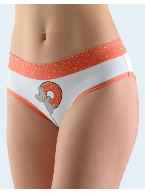 Nohavičky Gina Mouse Orange
