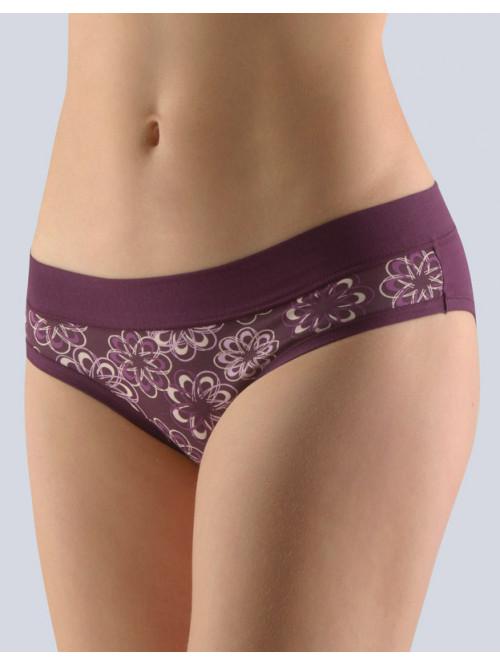 Nohavičky Gina Ornament Violet