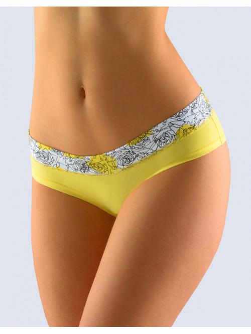 Nohavičky Gina Rose Yellow