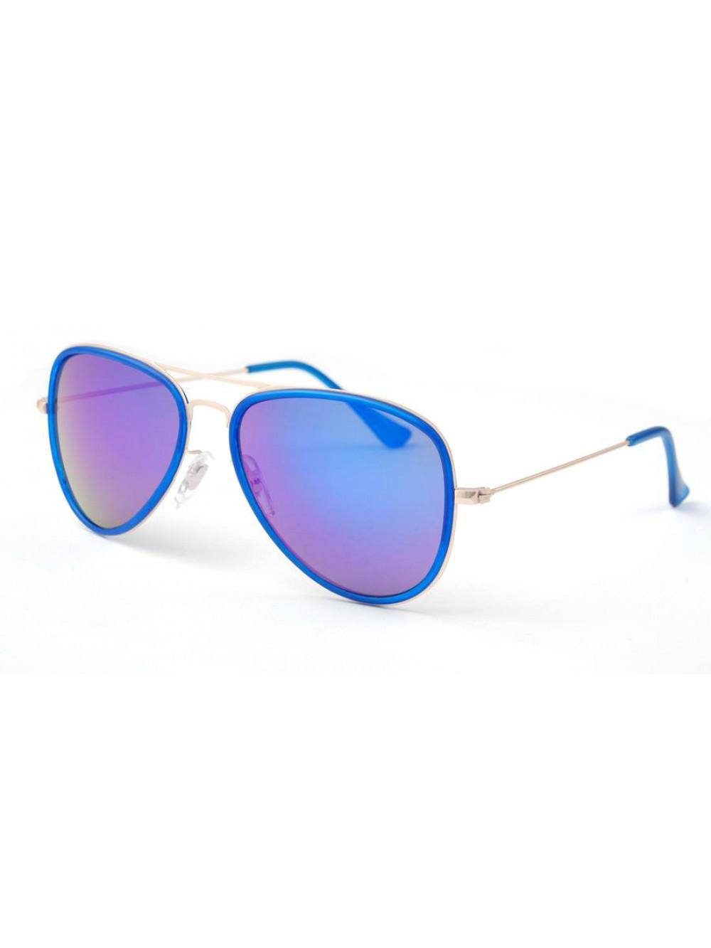 e853aa559 Slnečné okuliare Aviator Pilot XS blue