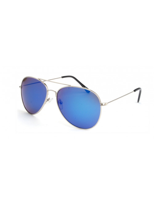 Slnečné okuliare Aviator Pilot Blue