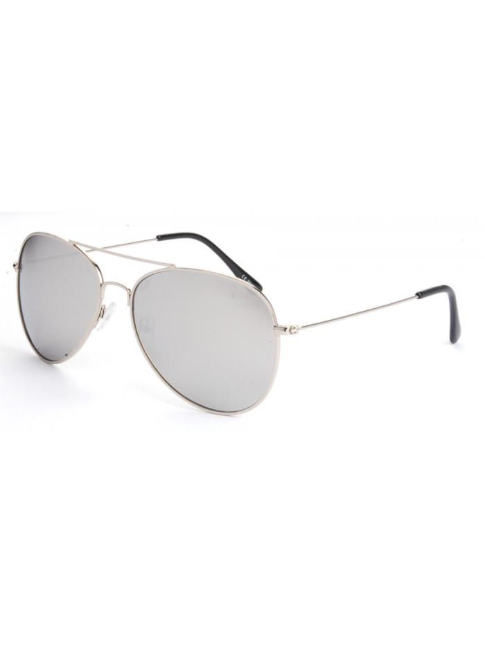 Slnečné okuliare Aviator Pilot Steel