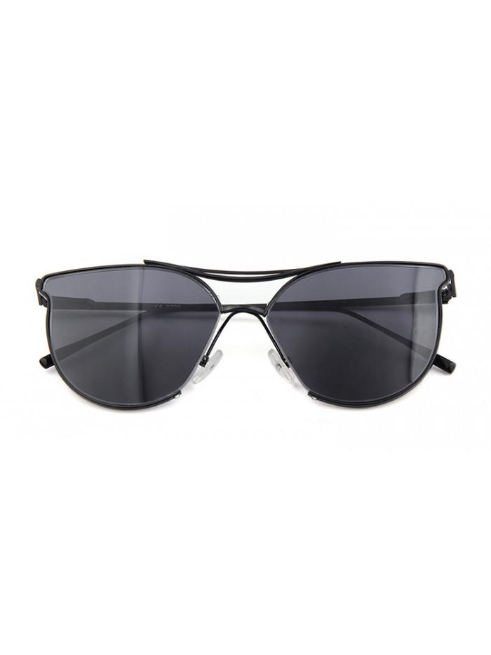 Slnečné okuliare Aviator Lady Black