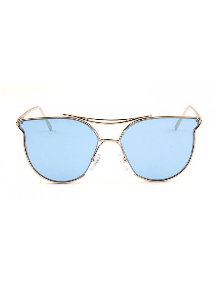 Slnečné okuliare Aviator Lady Blue