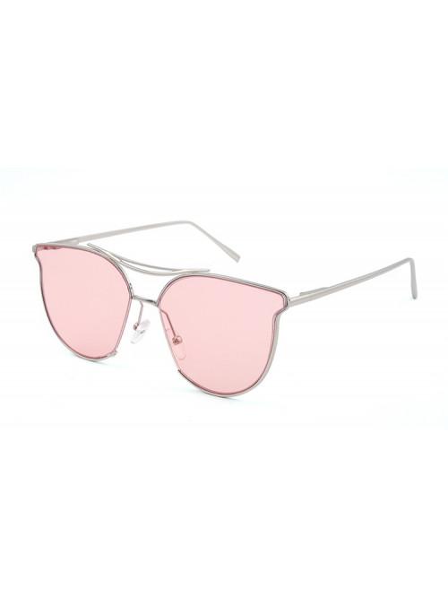 Slnečné okuliare Aviator Lady Pink