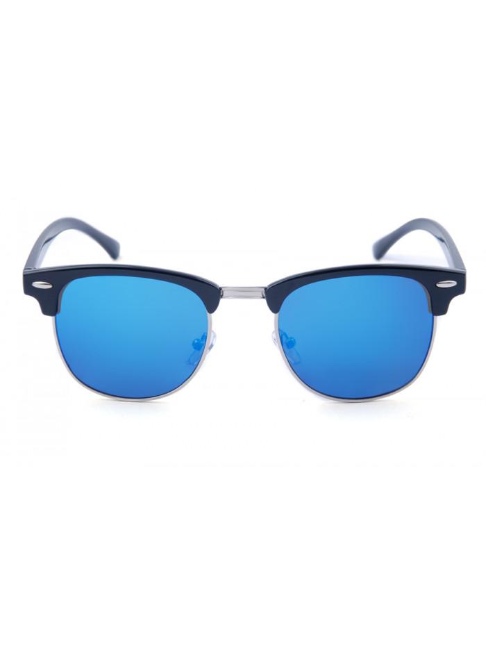 Slnečné okuliare Clubmaster Blue