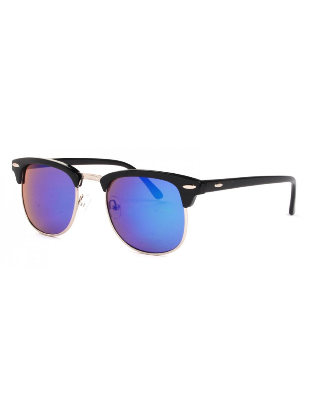 8c3bde5c3 Slnečné okuliare Wayfarer Clubmaster Indigo