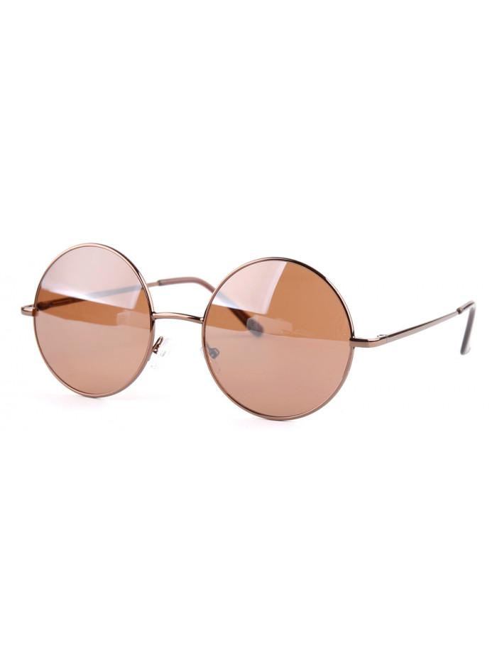 Slnečné okuliare Lenonky Simple Brown
