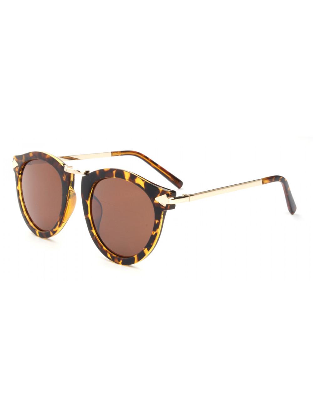 Slnečné okuliare Retro Bold Tortoise
